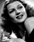 Portrait Rita Hayworth 1940