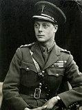 Portätbild von Edward VII, Prinz von Wales 1919
