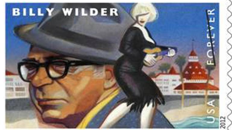 Billy Wilder Sonderbriefmarke