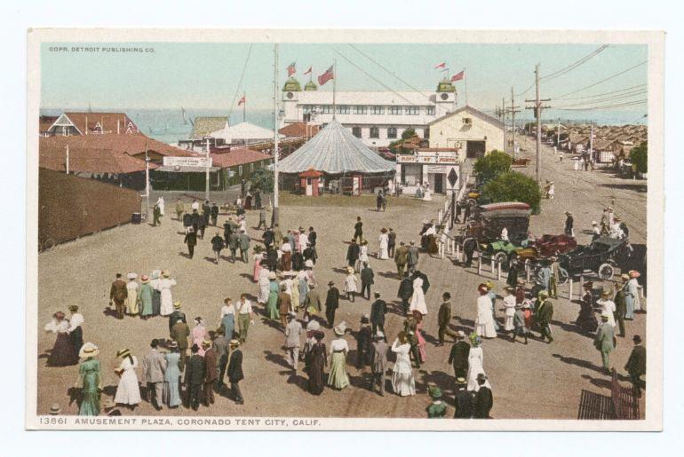 Tent City Coronado