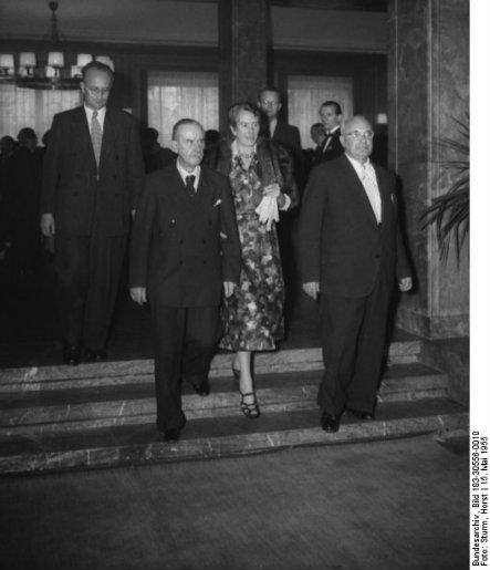 Hotel Elephant Weimar Thomas Mann 1955