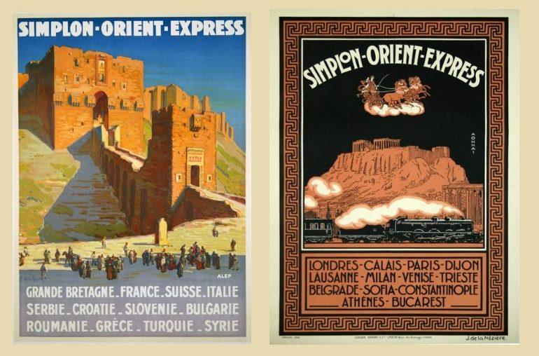 Poster Orient Express