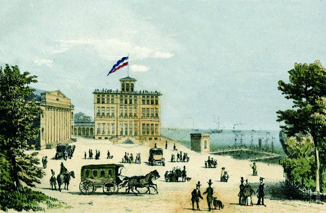 Grand Hotel Heiligendamm 1841