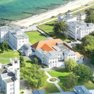 Grand Hotel Heiligendamm: Die weiße Stadt am Meer