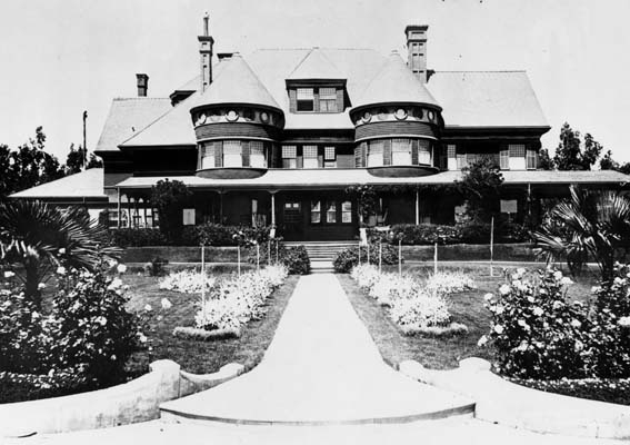 John P. Jones Residenz Miramar