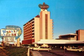 Howard Hughes Hotel Desert Inn